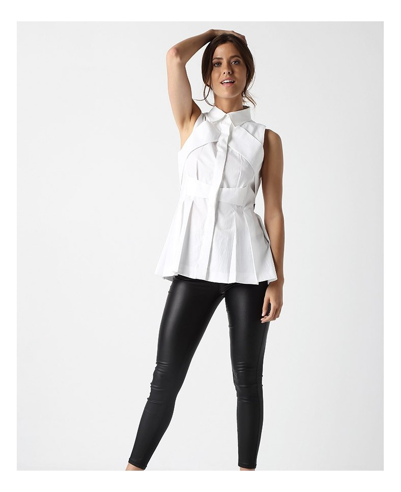 CAMISA SLEEVELESS EMPIRE
