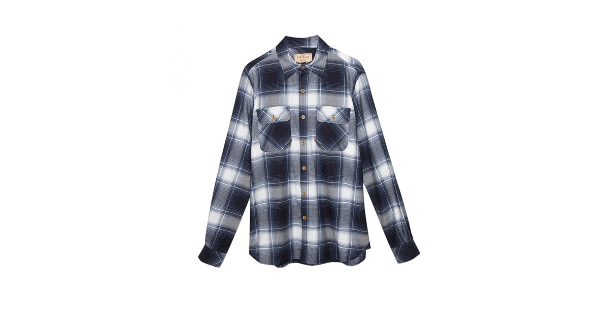 CAMISA ESSENTIAL CHECKED MAN
