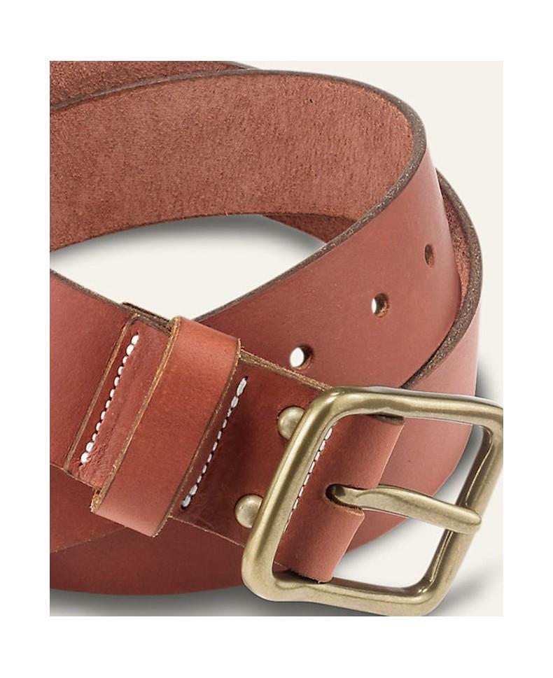 Nutmeg Buckskin Leather - Lined Glove