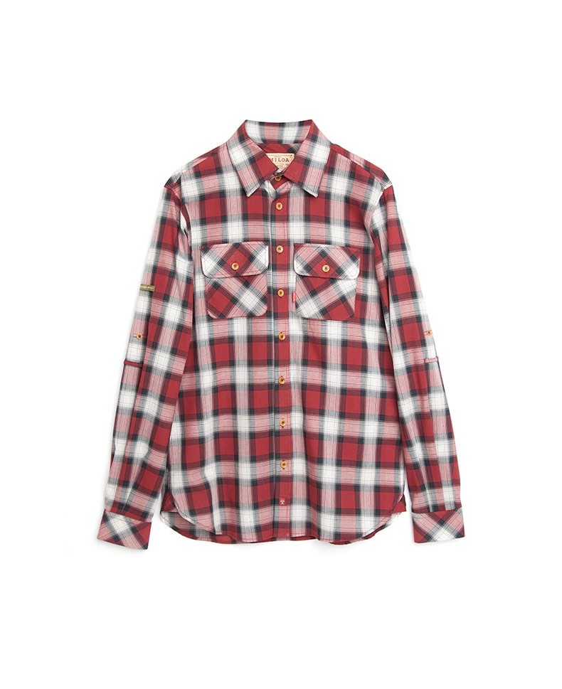 CAMISA RED SCOTCH