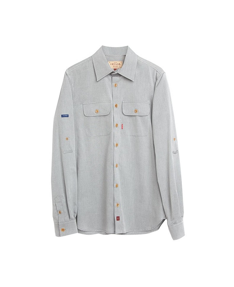 CAMISA HAPPY DENIM